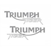 Kit Adesivo Triumph Tiger 800xc 800 Xc 2014 Preta Tg008