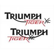 Kit Adesivo Triumph Tiger 800xc 800 Xc 2014 Tg004