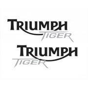 Kit Adesivo Triumph Tiger 800xc 800 Xc 2014 Verde Tg010