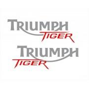 Kit Adesivo Triumph Tiger 800xc 800 Xc 2015 Preta Tg009