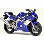 Kit Adesivos Yamaha R6 1999 Azul R699az