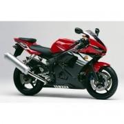 Kit Adesivo Yamaha R6 2003 Vermelha E Preta