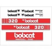 Kit Adesivos Bobcat 320n Decalx