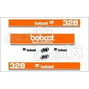Kit Adesivos Bobcat A328 Decalx