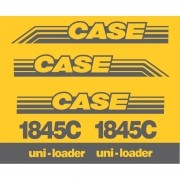 Kit Adesivos Case 1845c - Decalx