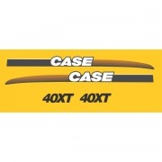Kit Adesivos Case 40 Xt - Decalx