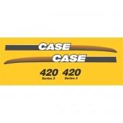 Kit Adesivos Case 420 - Decalx