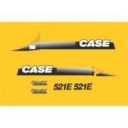 Kit Adesivos Case 521e - Decalx