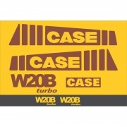 Kit Adesivos Case W20b - Decalx