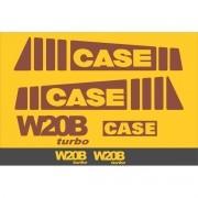 Kit Adesivos Case W20b - Decalx