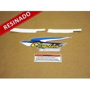 Kit Adesivos Crypton 2000 Prata Resinado
