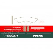 Kit Adesivos Ducati 1098s Tricolore Decalx