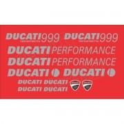 Kit Adesivos Ducati 999 Desmoquattro Performance Dct99902