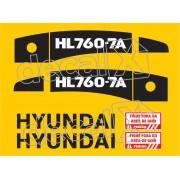 Kit Adesivos Hyundai 760-7a 760