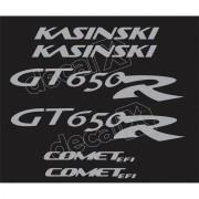 Kit Adesivos Kasinski Comet Gt 650r Decalx