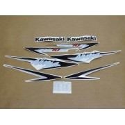Kit Adesivos Kawasaki NINJA ZX-10r 2007 Verde