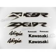 Kit Adesivos Kawasaki Ninja Zx-9r 2003 Zx9r Zx9 Zx 9