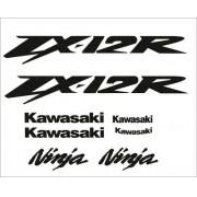 Kit Adesivos Kawasaki Zx12r