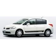 Kit Adesivos Nissan Tiida
