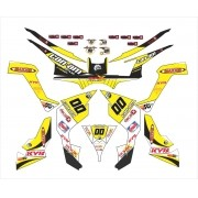 Kit Adesivos Quadriciclo Can Am Renegade 800 0,60mm 3m Cn004