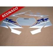 Kit Adesivos Xt225 2002 Prata Resinado