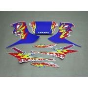 Kit Adesivos Yamaha Dt200r 1994 Branca