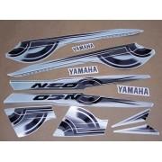Kit Adesivos Yamaha Neo 2010 Prata