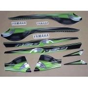 Kit Adesivos Yamaha Neo 2010 Preta