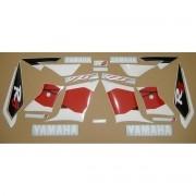 Kit Adesivos Yamaha R6 2001 Vermelha