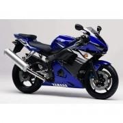 Kit Adesivos Yamaha R6 2003 Azul R603az