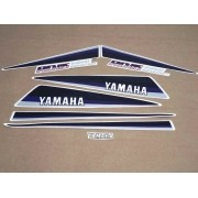 Kit Adesivos Yamaha Rd125 1986 A 1987 Vermelha