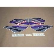 Kit Adesivos Yamaha Rd135 1994 Onix