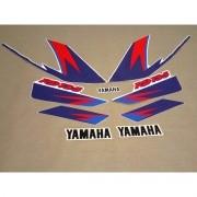 Kit Adesivos Yamaha Rd135 1997 Branca