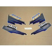 Kit Adesivos Yamaha Rd135 1999 Preta