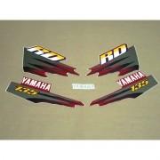 Kit Adesivos Yamaha Rd135 1999 Vermelha