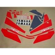 Kit Adesivos Yamaha Rd350r 1992 À 1993 Branca