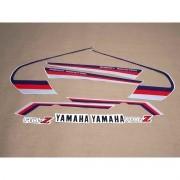 Kit Adesivos Yamaha Rdz125 1984 Branca