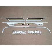 Kit Adesivos Yamaha Rx125 1982 Marrom