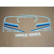 Kit Adesivos Yamaha Rx125 1983 Azul