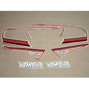 Kit Adesivos Yamaha Rx125 1983 Vermelha