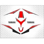 Kit Adesivos Yamaha Tdm Tmax Tmx01