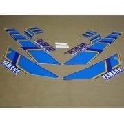 Kit Adesivos Yamaha Tdr 180 1989 Azul