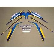 Kit Adesivos Yamaha Ybr 125 2000 Azul