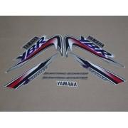 Kit Adesivos Yamaha Ybr 125 2003 Bege