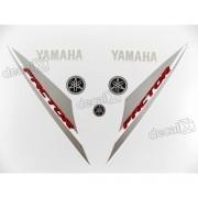 Kit Adesivos Yamaha Ybr Factor 2014 Branca