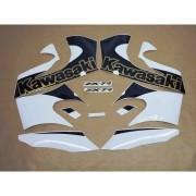 Kit Jogo Faixa Emblema Adesivo Kawasaki Ninja Zx-7r 2001