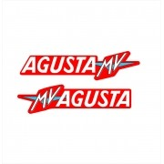 Par Adesivo Mv Agusta F4 Ag026