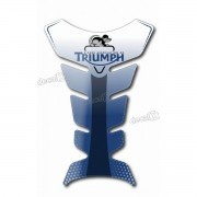 Protetor Tanque Tankpad Triumph Resinado Tpa05