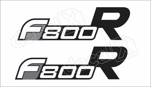 Emblema Adesivo Bmw F800r Par Bwf800r05