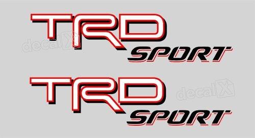 Adesivo Faixas Laterias Toyota Hilux Trd Sport Trdofr6